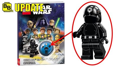 LEGO STAR WARS 2018 OFFICIAL ANNUAL MINIFIGURE REVEALED ...
