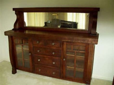20 Best Ideas Of Antique Sideboards With Mirror