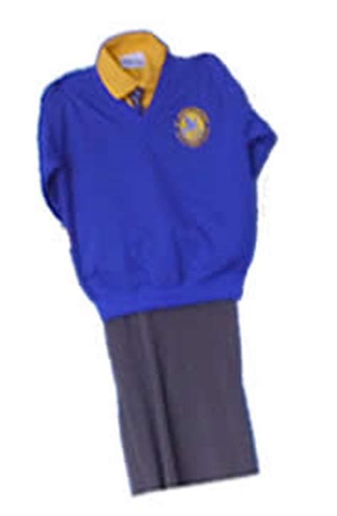 school uniform st bernadettes primary school