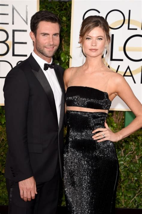 Adam Levine Golden Globe Hairstyles AskMen