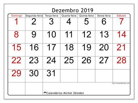 calendario dezembro ds michel zbinden pt