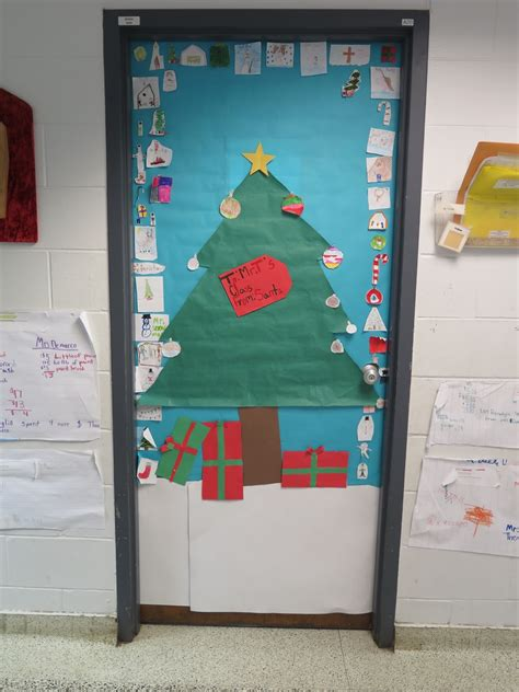 decorating an elementary school for christmas notre dame catholic elementary school news and events 3rd annual door decorating contest