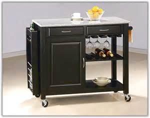 kitchen islands cabinets granite kitchen island on wheels home design ideas