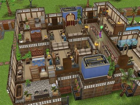 Sims Freeplay Second Floor Quest by Sims Freeplay The Sims 2nd Floor House
