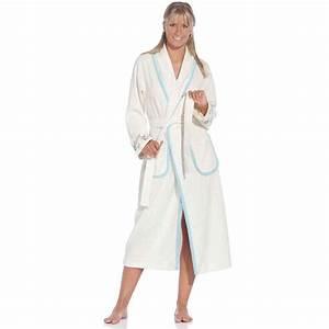 Bademantel Damen Vossen : vossen corinne damen schalkragen bademantel ivory textil bauer ~ Orissabook.com Haus und Dekorationen
