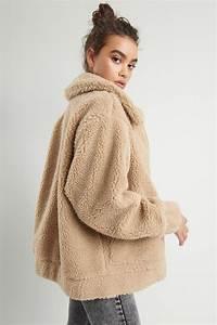 Pixie Sherpa Jacket