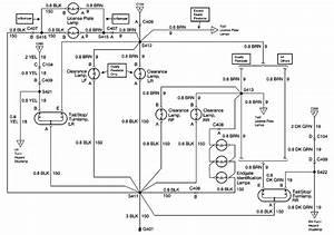 Starting Wiring Diagram 2002 Chevy Z71