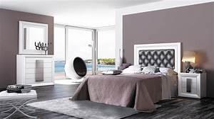 Schlafzimmer Beispiele Farbgestaltung : decoraci n de dormitorios de color plata ~ Markanthonyermac.com Haus und Dekorationen
