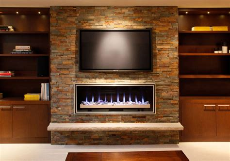 modern electric fireplaces  warm  soul home