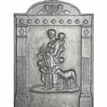Plaque De Cheminée En Fonte Le Bon Coin : les plaques en fonte des accessoires de chemin e barbecue ~ Farleysfitness.com Idées de Décoration