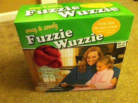 fuzzie wuzzie snug  comfy   box