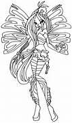 Flora Sirenix Disegno ...