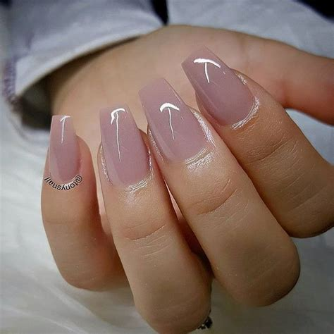 192+ Classy Natural Coffin Nails