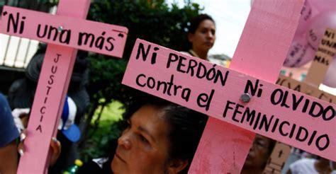 México, En El Top 10 De Países Con Más Feminicidios Por