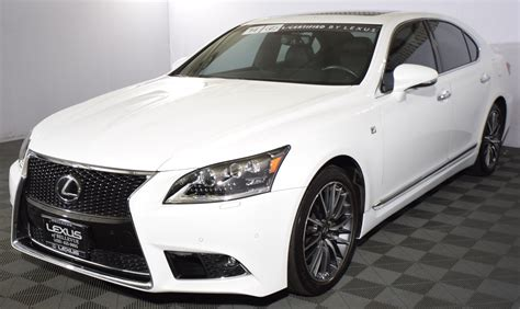 Lexus Ls 460 For Sale Used Cars On Buysellsearch