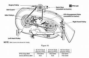 Wiring Diagram Database  Troy Bilt Riding Mower Belt Diagram