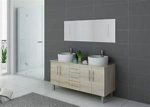 Meuble De Salle De Bain Solde : meuble de salle de bain style scandinave meuble de salle ~ Teatrodelosmanantiales.com Idées de Décoration