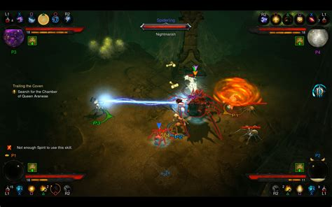 Diablo 3 Vs Sacred 3 The Couch Coop Crusade Gamespot