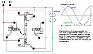 Single Phase Motor Diagram By Docbevo On Deviantart