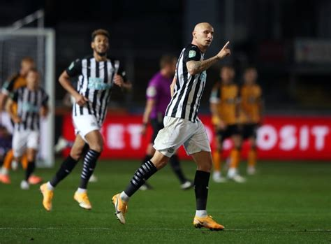 Newcastle's late show sinks Newport and earns a Carabao ...