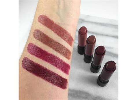 mac toaster mac liptensity swatches and product info