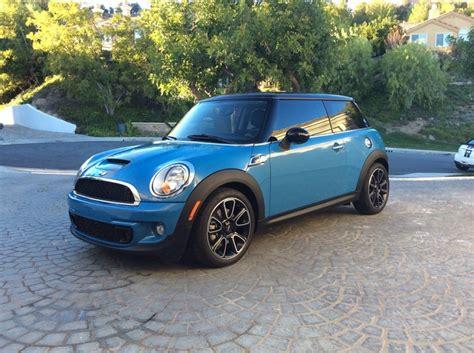 Mini Cooper Blue Edition Hd Picture by 2012 Mini Cooper S Bayswater Edition Go Used Mini