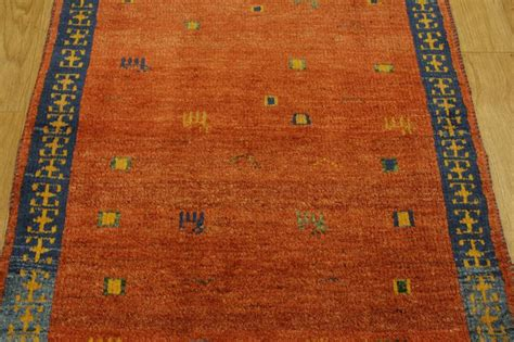 Rust Colored Rug by Amazing Rust Color 3x5 Gabbeh Persian Oriental Area Rug