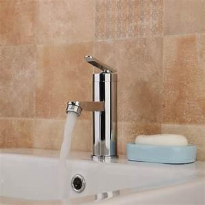 Robinet Lavabo Cascade : robinet de lavabo en cascade en chrome bross robinet de ~ Edinachiropracticcenter.com Idées de Décoration