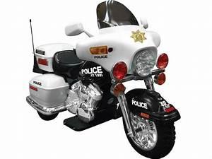 Npl Patrol H  Police 12v Motorcycle