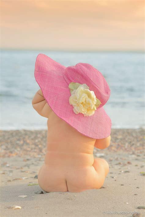 beach baby  karen wallace  px pics pinterest