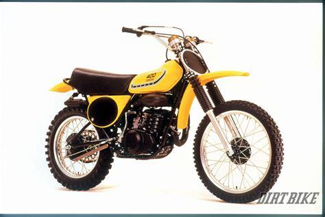 mx history  yz  stroke dirt bike magazine