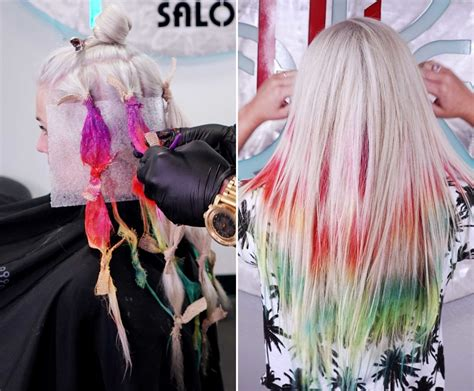 Tie Dye Hair Is The New Hair Color Trend You Have To See