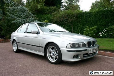 2002 Bmw 525i For Sale by 2002 Saloon 525 For Sale In United Kingdom