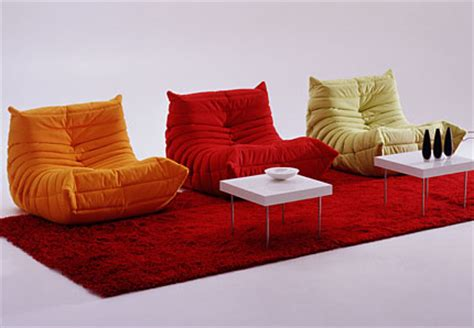 canapé ottoman ligne roset york easy chairs rockers