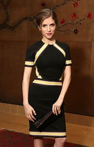 ANNA KENDRICK at Pitch Perfect 2 Q&A in London ...