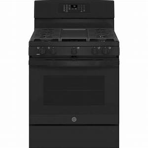 Ge 30 In  5 0 Cu  Ft  Gas Range With Self
