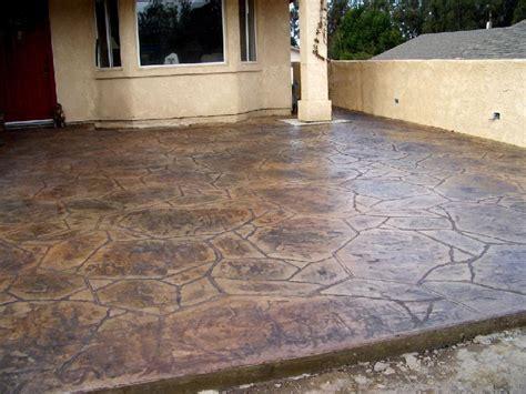 stone patterns decorative concrete san luis obispo ca