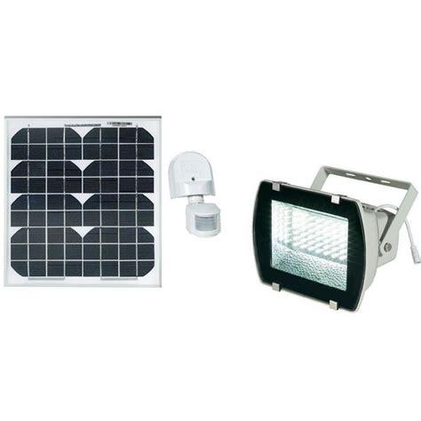 projecteur solaire puissant 108 leds 600 lumens dtection de mouvement sur solairepratique