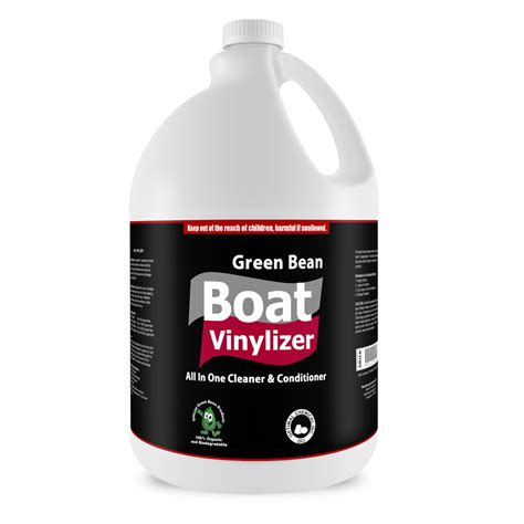 Boat Carpet Cleaner Products by Boat Vinylizer Leather And Vinyl Cleaner 1 Gallon