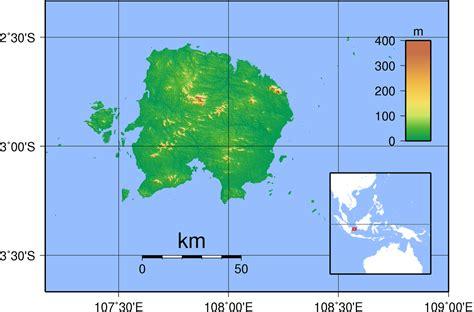 belitung wikipedia