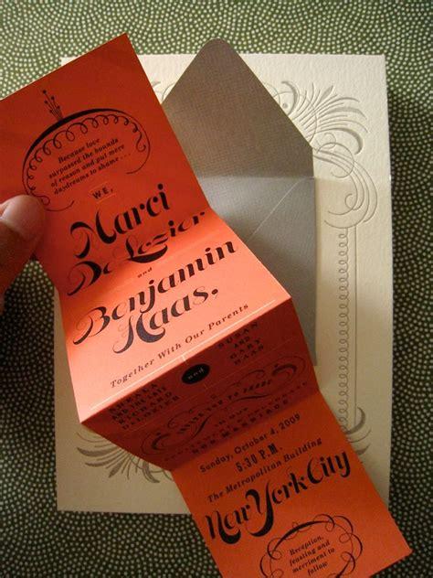 layered envelope wedding invitations