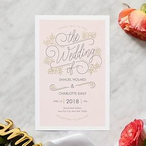 wedding invitations custom wedding stationery vistaprint With wedding invitation sets vistaprint