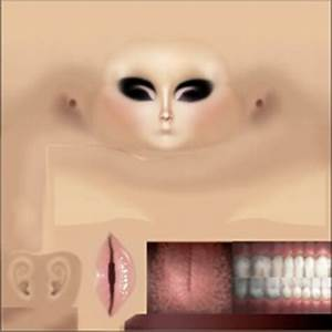 bbg skin face by Textures4Free on deviantART