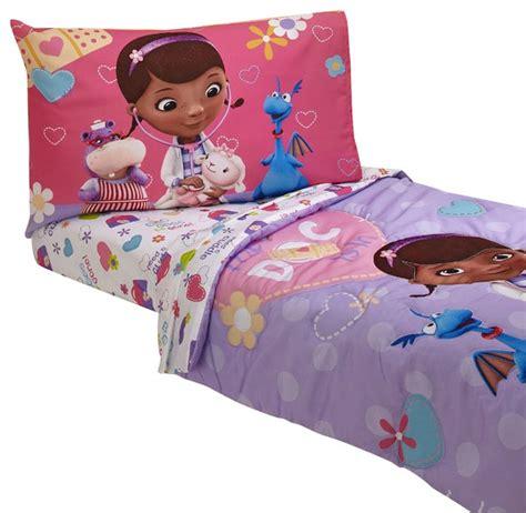 Doc Mcstuffins Toddler Bedding Doctor Is In Comforter