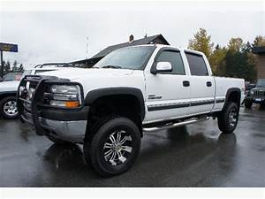 2002 Chevrolet Silverado 2500hd Duramax Lifted Turbo
