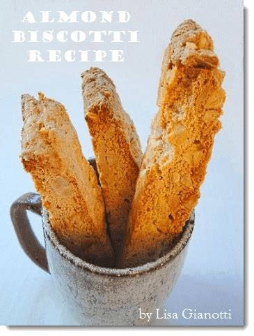 almond biscotti recipe authentic traditional classic