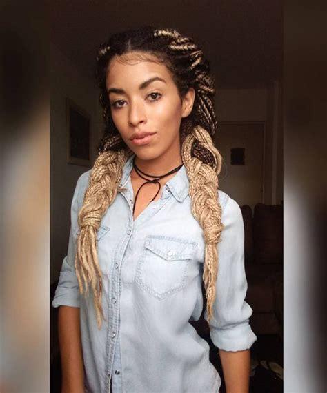 box braids como fazer tipos penteados higienizacao  fotos