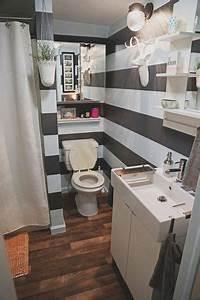 My daughters DIY weekend IKEA bathroom! Before and after ...
