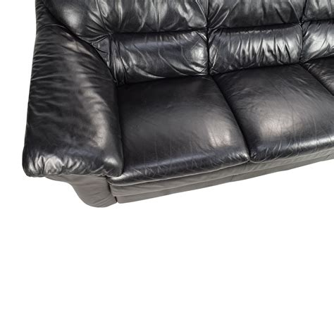 natuzzi leather sofa and loveseat 79 off natuzzi natuzzi italian black leather sofa sofas