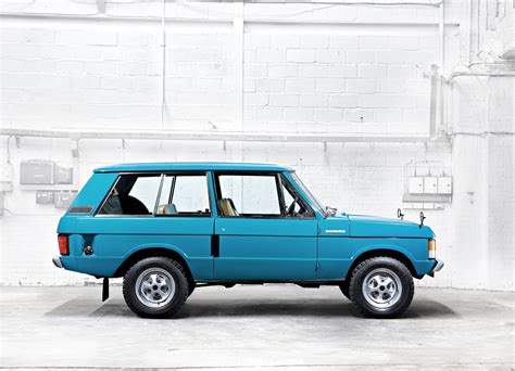 classic land rover the official buying guide range rover classic two door